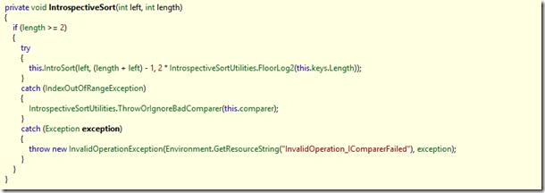 ArraySort implementation in .NET_3